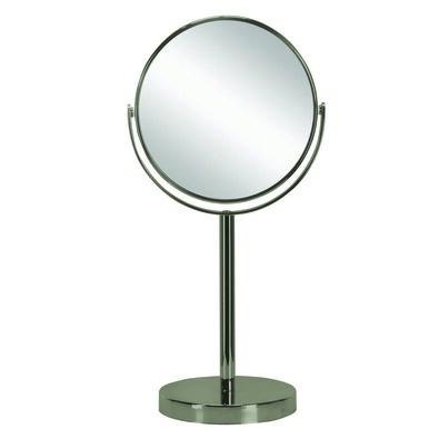 Kleine Wolke Kosmetické zrcadlo Base pr. 15 cm, chrom