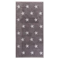 Ręcznik kąpielowy Stars szary