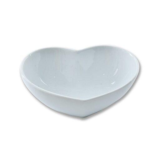Orion Porcelán edény Szív, 17 x 14,5 cm