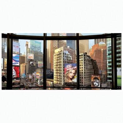 Puzzle Pohled z okna na Times Square
