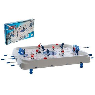Teddies Spoločenská hra Hokej, 63 x 41 cm