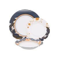 Luminarc 18-częściowy komplet stołowy ORME