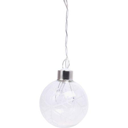 Koopman Christmas Balls karácsonyi fényfüzér, meleg fehér