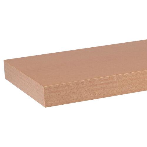 Nástěnná polička Shelfy 80 cm, buk