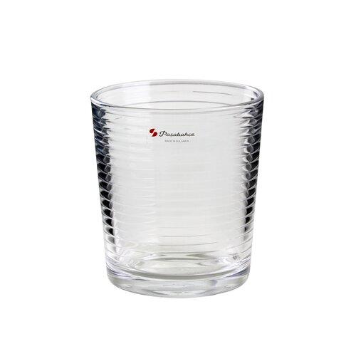 Pasabahce 4dílná sada sklenic Rondo, 385 ml