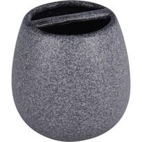 """Kubek na szczoteczki Koopman """"Stone"""", .śr. 9,5cm"""