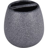 Suport de periuțe de dinți Koopman Stone, diam. 9,5 cm
