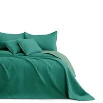 AmeliaHome Cuvertură de pat Softa verde - verde jad, 220 x 240 cm