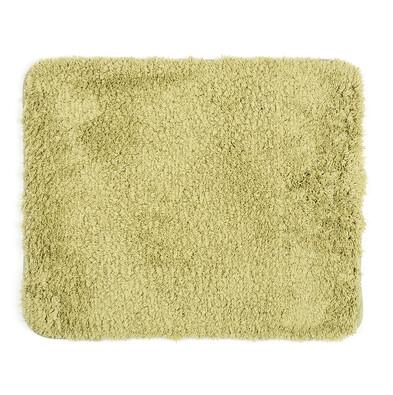 Koupelnová předložka Lucas zelená, 50 x 40 cm
