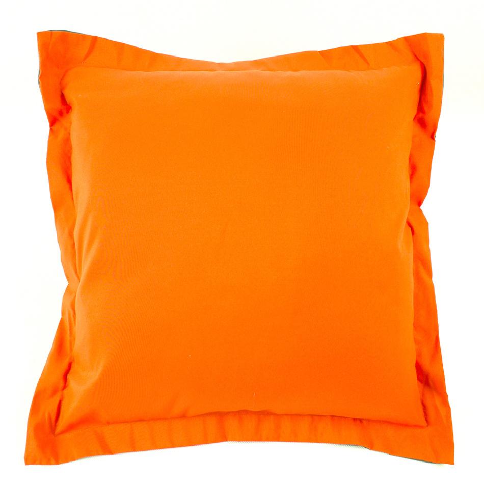 BO-MA Obliečka na vankúšik Elle oranžová, 45 x 45 cm