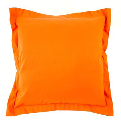 Povlak na polštářek Elle oranžová, 45 x 45 cm