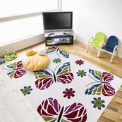 Dětský koberec Kids 410 White, 80 x 150 cm