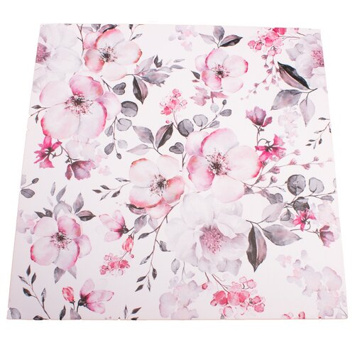 Obraz na plátne Sweet Rose, 40 x 40 cm