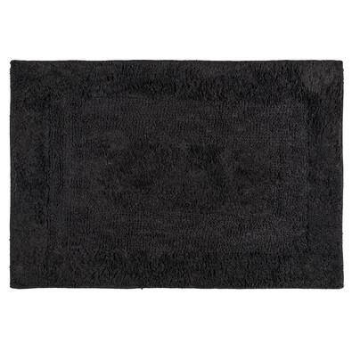 Koupelnová předložka Mars černá, 50 x 70 cm