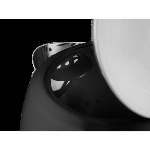 Fierbător din inox Concept RK3292 1,7 l,negru