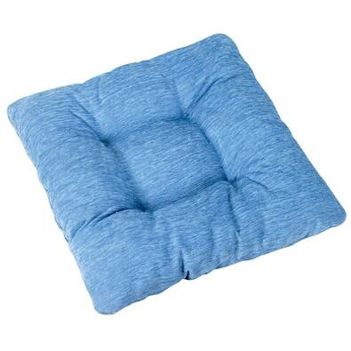 Sedák Žaneta světle modrá, 40 x 40 cm
