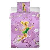 Dětské bavlněné povlečení Pixie purple, 140 x 200 cm, 70 x 90 cm