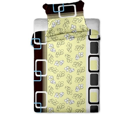 Povlečení Ivonna 2+2 mikrovlákno 2x70x90, 2x140x20