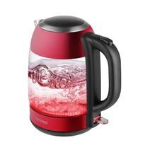 Concept RK4081 gyorsforraló, üveg, 1,7 l, piros
