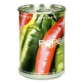 Paprika roční v plechovce