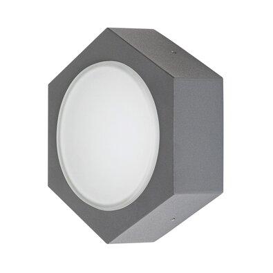 Rabalux 7964 Avola Venkovní LED nástěnné svítidlo, černá