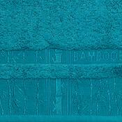 Ručník Bamboo tyrkysová, 50 x 90 cm