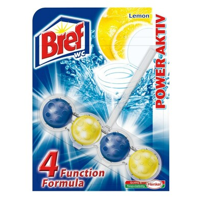 Bref Power Aktiv 4 Formula WC blok Lemon