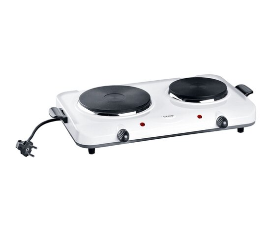 Concept VE-3020 elektrický dvouplotýnkový vařič