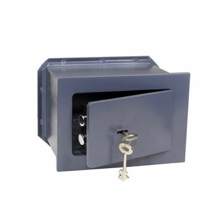 Ocelový sejf pro zazdění s mechanickým zámkem RS.19S.K