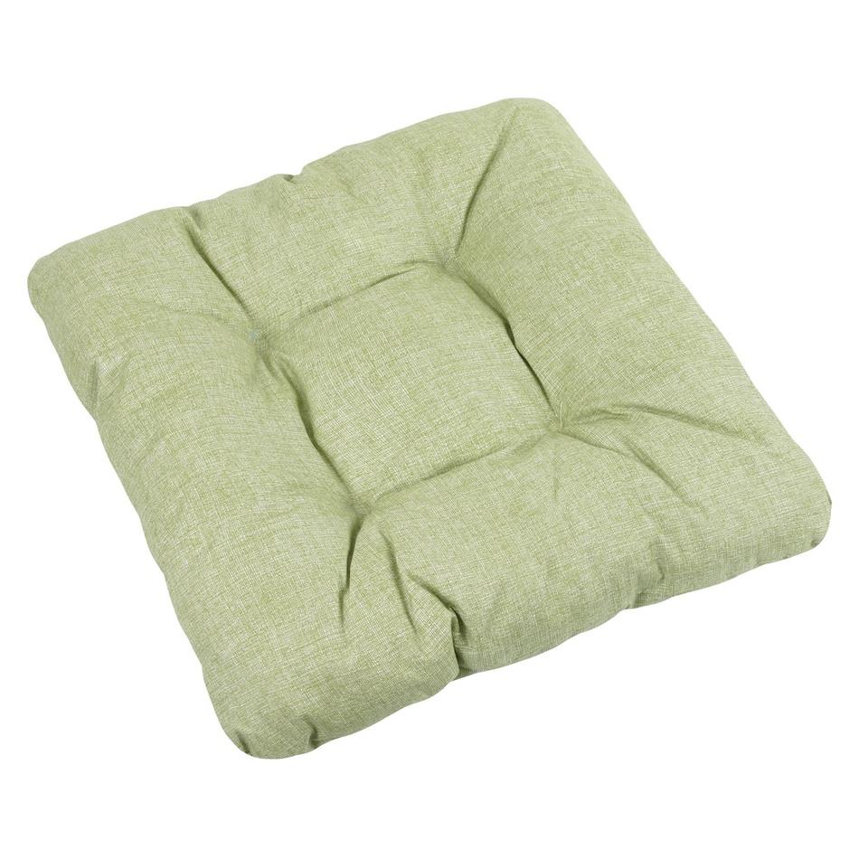Bellatex Sedák Adela UNI zelená, 40 x 40 cm