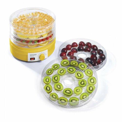 Concept SO-1015 gyümölcsszárító 6 plusz