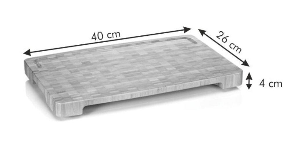 Tescoma AZZA Vágódeszka 40 x 26 cm