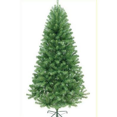 Vánoční stromeček smrček, 210 cm, zelená
