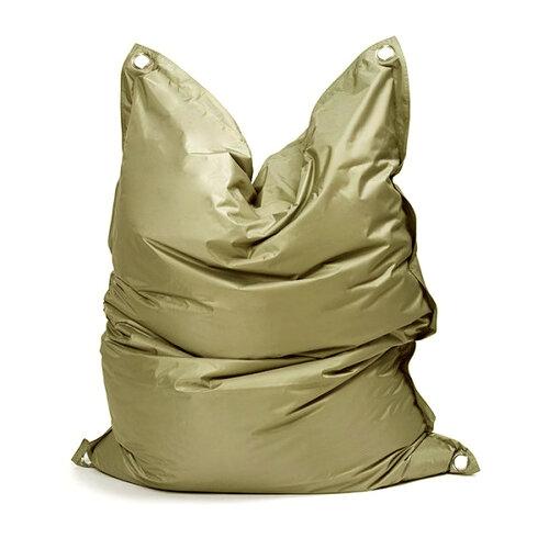 Sedací vak Omni Bag s popruhmi Olive 181x141 cm