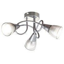 Rabalux 6095 Theo lampa sufitowa, srebrny