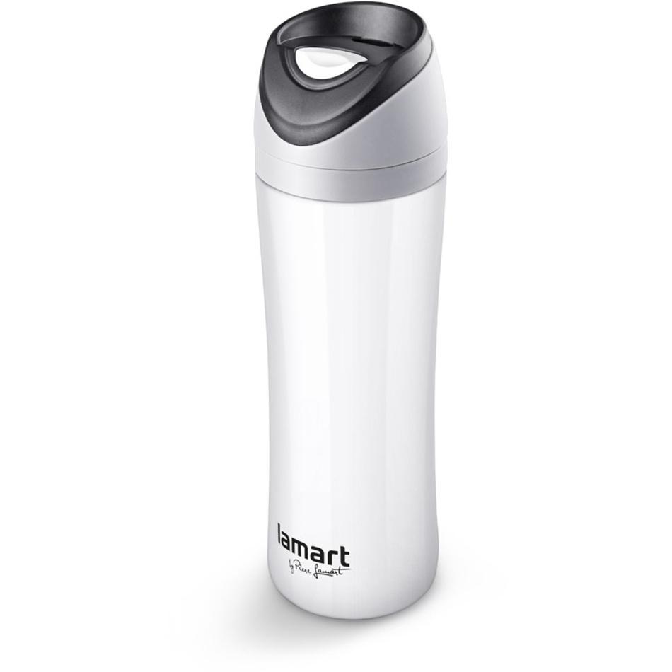 Lamart LT4016 Termoska 0,45 l, bílá