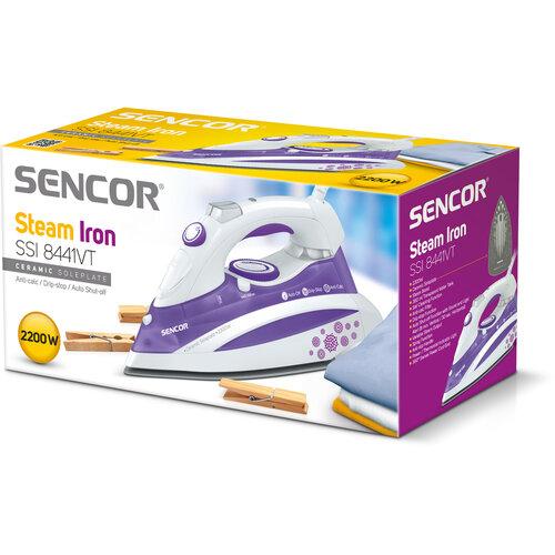 Sencor SSI 8441VT naparovacia žehlička