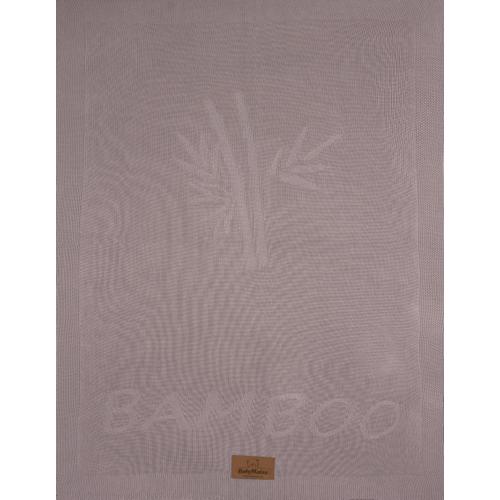 Pătură de copii Thai, gri, 80 x 100 cm