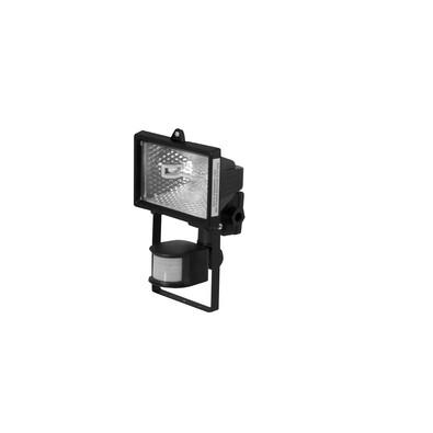 VANA S venkovní reflektorové svítidlo se senzorem černá