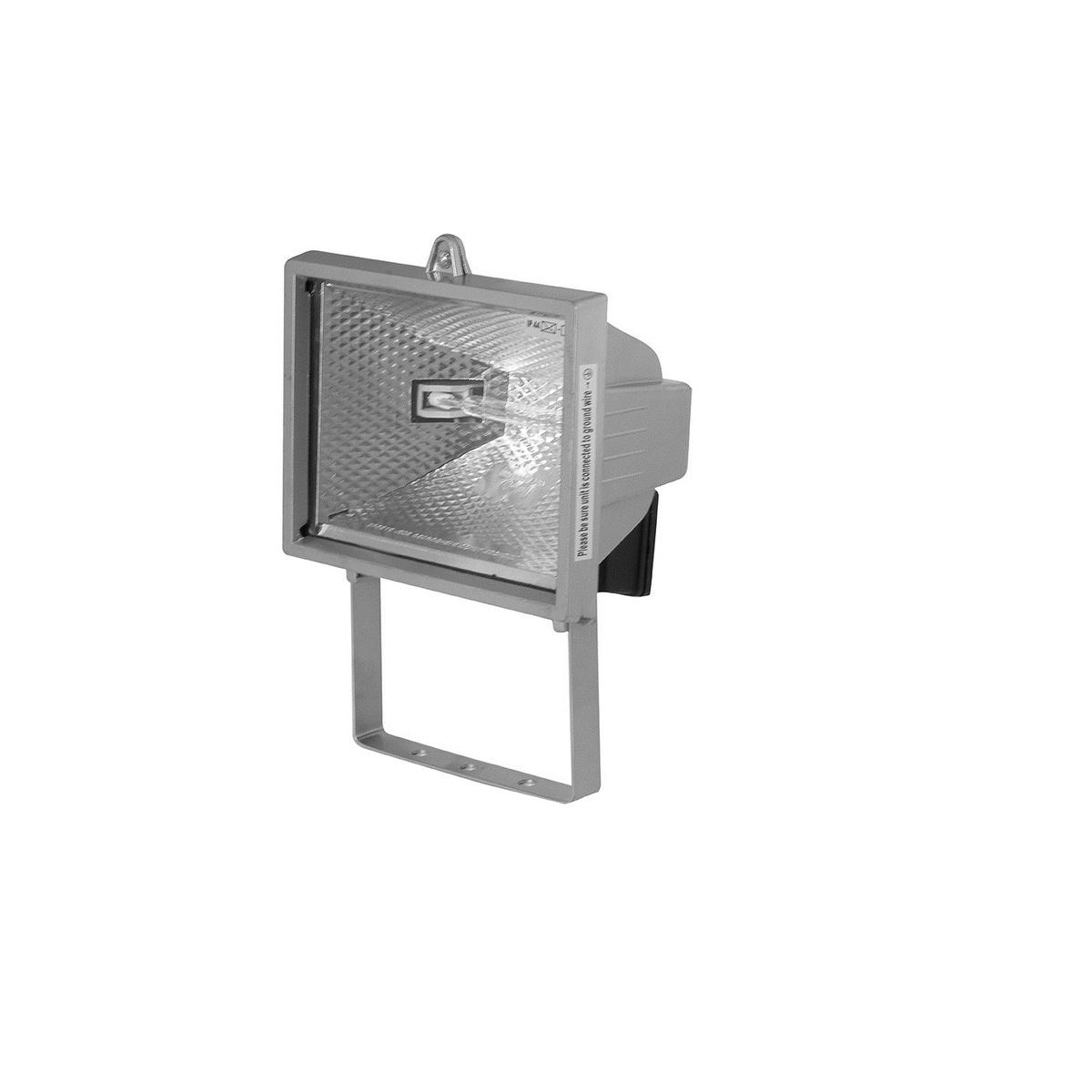 VANA venkovní reflektorové svítidlo 500W, stříbrná, Panlux