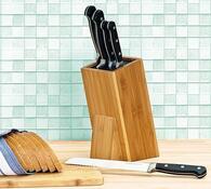 Blok na nože s noži