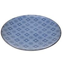 Porcelánový mělký talíř Oriental 26,5 cm