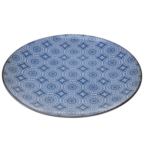 Porcelánový plytký tanier Oriental 26,5 cm