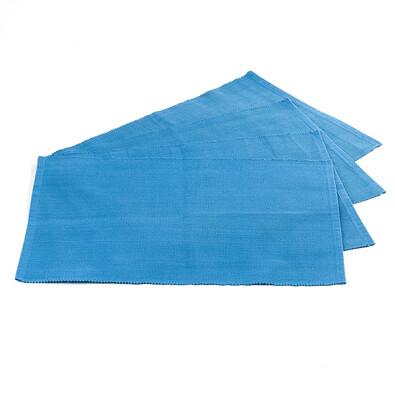 Prostírání Hera modrá, 30 x 45 cm, sada 4 ks