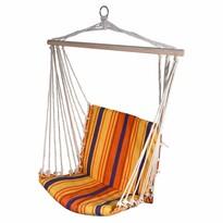 Cattara Podwieszany fotel pomarańczowy, 95 x 50 cm