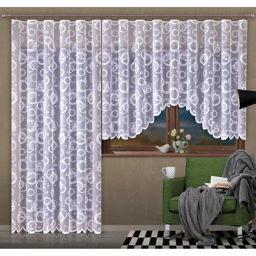 Záclona Moderna, 200 x 250 cm