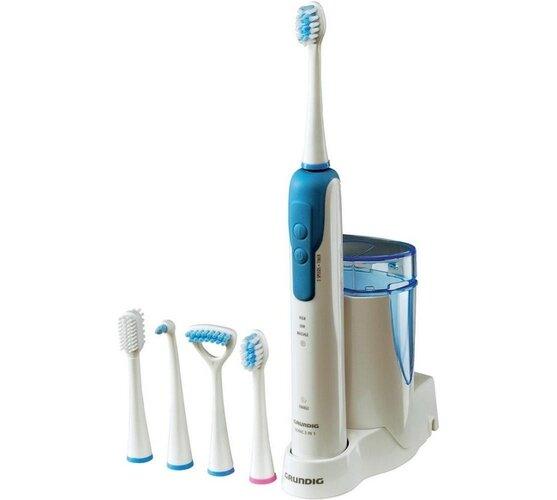 Ultrazvuková zubná kefka