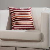 Poszewka na poduszkę - jasiek Oslo czerwony, 40 x 40 cm