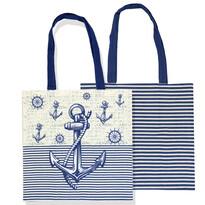 Nákupní taška Navy, 40 x 42 cm