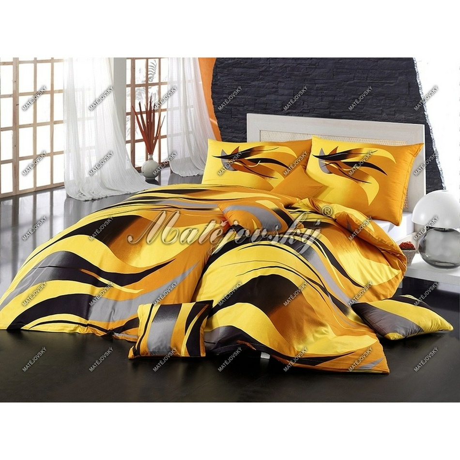 Matějovský Bavlna povlečení Venus 140x200 70x90, 140 x 200 cm, 70 x 90 cm